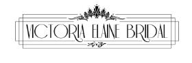 Visit the Victoria Elaine Bridal website