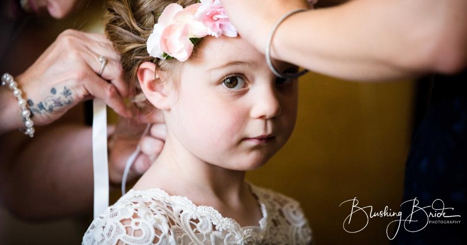 Image 1: Blushing Bride Photography