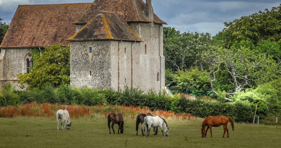 Image 4: Bilsington Priory