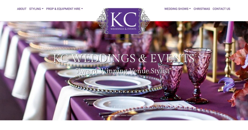 Image 3: KC Weddings and Events Ltd