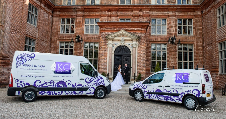 Image 1: KC Weddings and Events Ltd