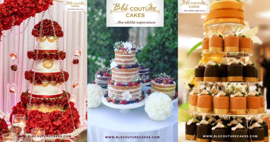 Image 1: Blé Couture Cakes
