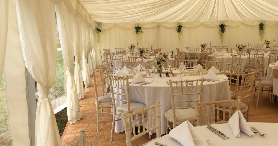 Image 1: Higham Marquees