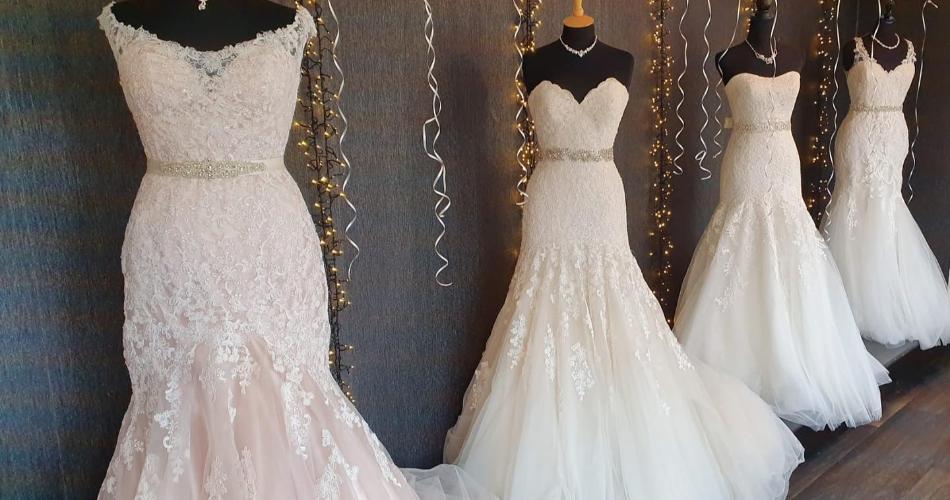 Image 2: Tiara & Tails Bridal Boutique