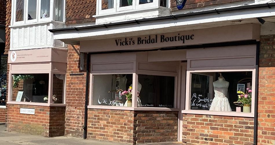 Image 2: Vicki's Bridal Boutique