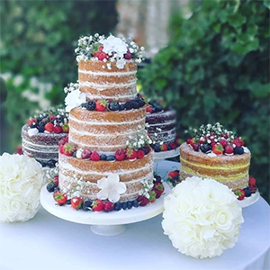 Blé Couture Cakes