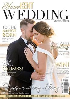 Your Kent Wedding magazine, Issue 89