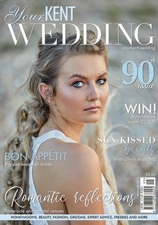 Your Kent Wedding magazine, Issue 90