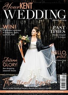 Your Kent Wedding magazine, Issue 92