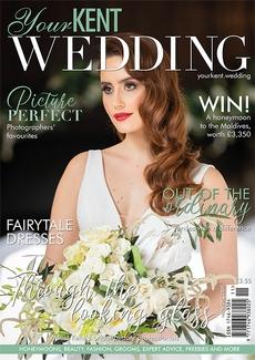 Issue 93 of Your Kent Wedding magazine