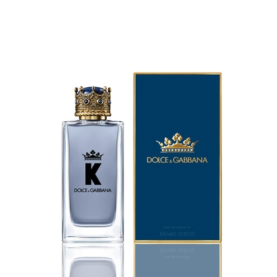New from Dolce&Gabbana for men