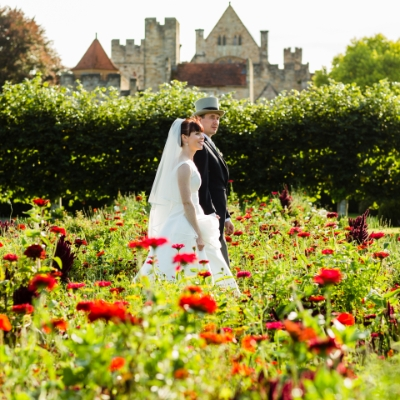 Humanist weddings at Penshurst Place
