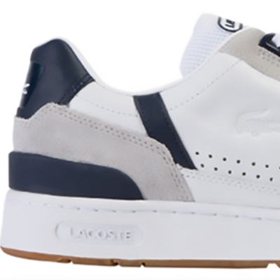 Lacoste has created a '80s inspired pair of trainers called T-CLIP