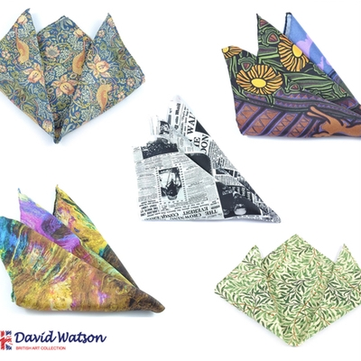 David Watson has launched a new collection