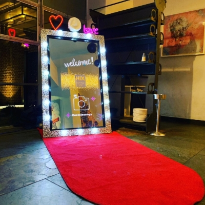 New photo booth launch for Signature Wedding Show exhibitor