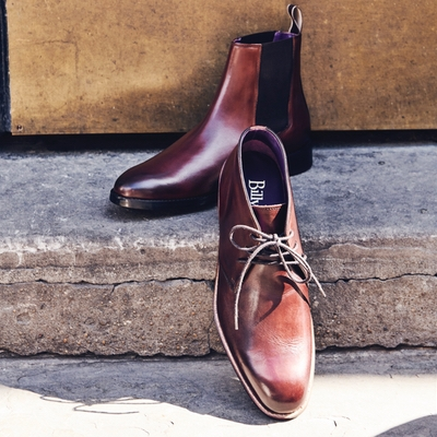 Complete your look with these stylish shoes from Billy Ruffian