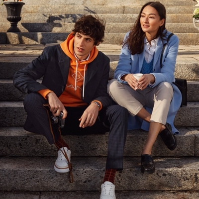 Gant has launched a mid-season sale