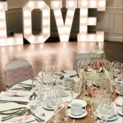 Kent weddings supplier, KC Weddings & Events, is staying positive and there to support you