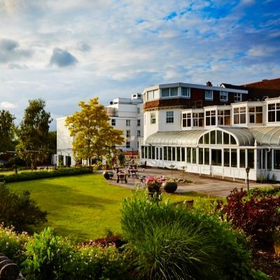 Virtual wedding showcase at Bromley Court Hotel