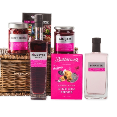 Just the answer: Pinkster Gin