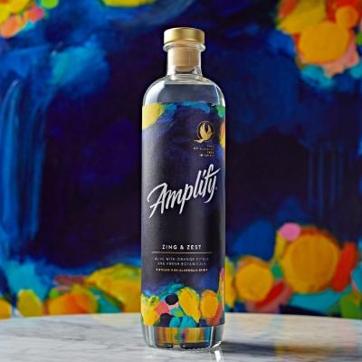 New non-alcoholic spirit Amplify