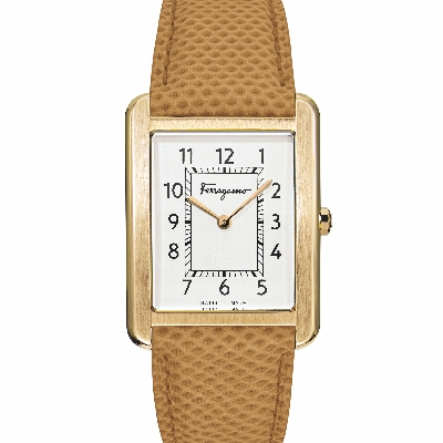 Ferragamo has launched a new watch