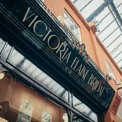 5 minutes with... Victoria of Kent's Victoria Elaine Bridal