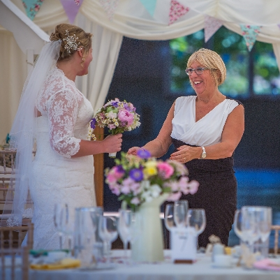 Just a blip, says Debbie of Kent-based Chives the Caterers