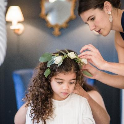 Kent-based Patina & Petal solves your flower crown concerns