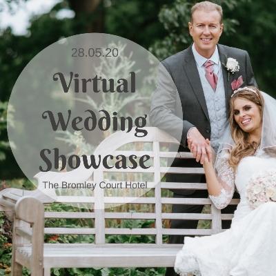 Bromley Court Hotel's virtual wedding showcase