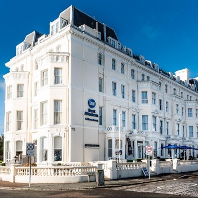 Your big day at Kent wedding venue Best Western Clifton Hotel