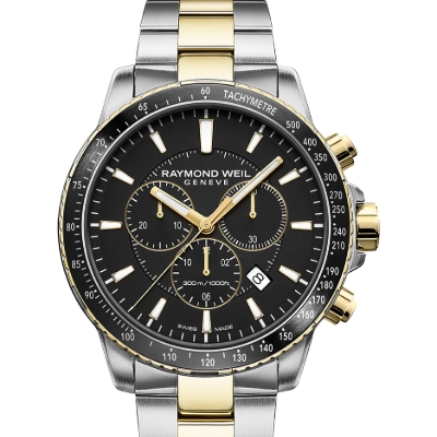 New Raymond Weil watches available at Beaverbrooks
