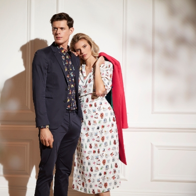 PS Paul Smith and Fenwick launch exclusive capsule collection