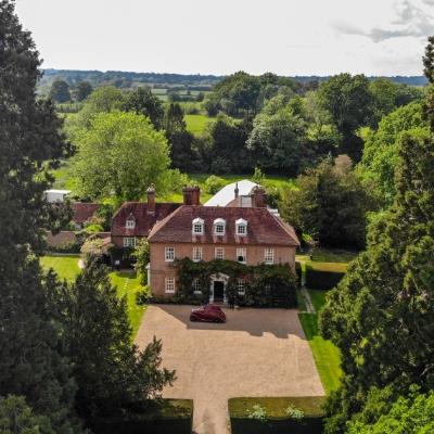 Sprivers Mansion, Tonbridge