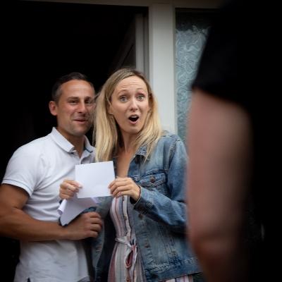 Kent's NHS wedding - winners revealed