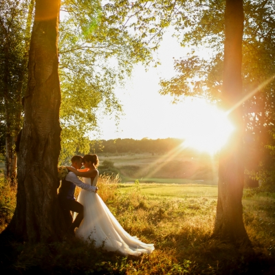 Weddings to a tee at Kent's London Golf Club