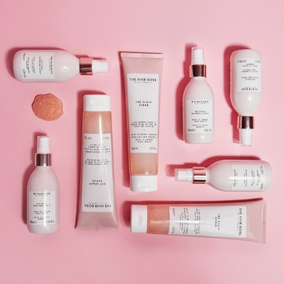 Lisa Shepherd launches The Hair Boss - love and care for your hair