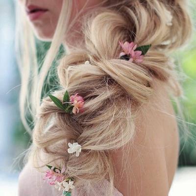 Top bridal hair tips from Foxy Locks
