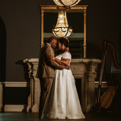 Styled shoot: Emerald Luxe