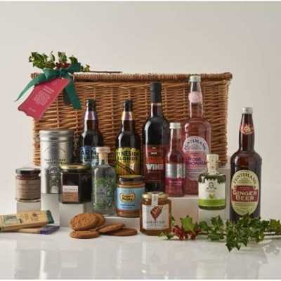 Fenwick Canterbury unveils its Christmas hampers