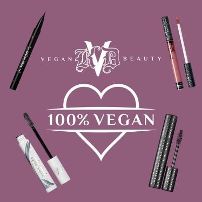 Get 20% off KVD Vegan Beauty this World Vegan Day