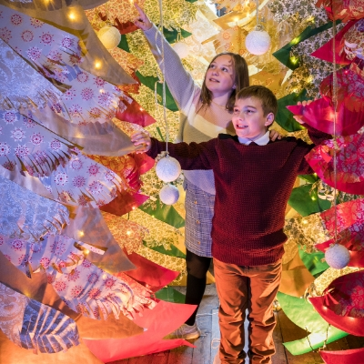 Embrace the unexpected at Leeds Castle this Christmas