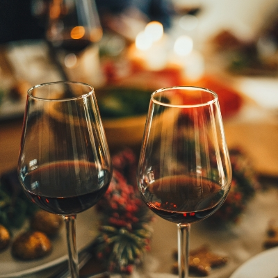 Gold medal winning, organic wines perfect for Christmas