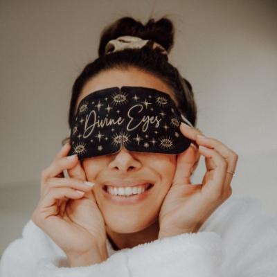 Sensory retreat launches new self-heating eye masks