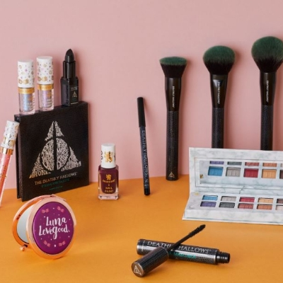 The Harry Potter Shop at Platform 9 3/4 launches collection of themed make-up