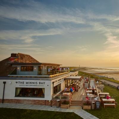 The Minnis Bay Bar & Brasserie, Birchington