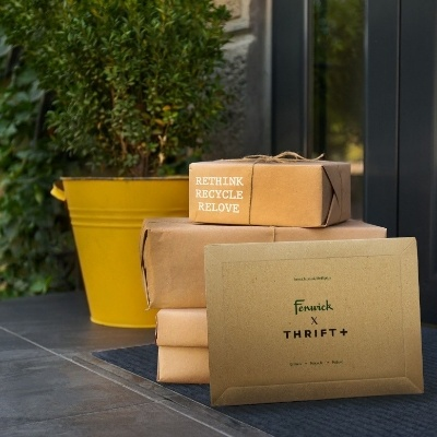 Rethink, recycle, relove with Fenwick and Thrift+