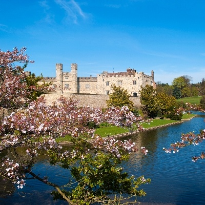 Kent is one of the most romantic destinations in the UK