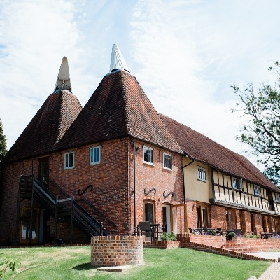 Sustainable success for Kent wedding venue The Oak Barn