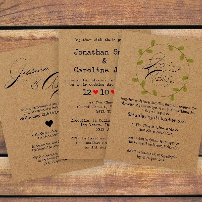 Rustic bliss with Kent wedding stationer, Moments That Unite